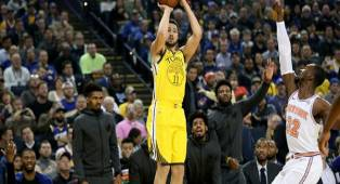 Klay Thompson Ragu Dapat Bela Timnas AS di Piala Dunia Basket 2019