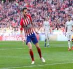 Man City Salip Barcelona dalam Perburuan Saul Niguez?