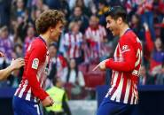 Dikaitkan dengan Barcelona Lagi, Morata Sebut Antoine Griezmann Bahagia di Atletico Madrid