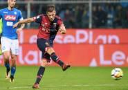 Bintang Genoa Bantah Transfer Cuma-cumanya ke Lazio
