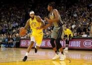 Golden State Warriors Menang Telak Atas Indiana Pacers