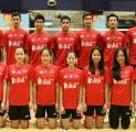 Kejuaraan Beregu Campuran Asia 2019: Indonesia Jumpa Singapura di Perempat Final