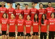 Indonesia Tantang Jepang di Semifinal Kejuaraan Beregu Campuran Asia 2019