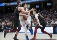 Los Angeles Clippers Curi Kemenangan Dari Kandang Cleveland Cavaliers