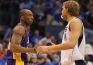 Terungkap! Kobe Bryant Sempat Berusaha Datangkan Dirk Nowitzki