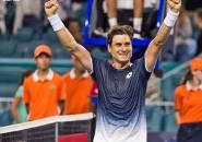Alexander Zverev Tak Kuasa Tahan Laju David Ferrer Di Miami