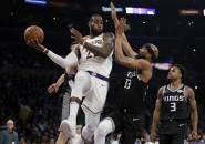 Los Angeles Lakers Putus Tren Negatif Dengan Kalahkan Sacramento Kings