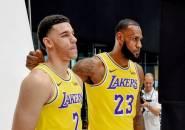 LeBron James Siap Dukung Lonzo Ball Untuk Hengkang Menuju Nike