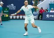 Roger Federer Tetap Jadi Ancaman Di Miami