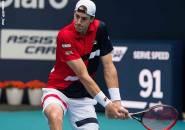 Juara Bertahan Miami Open, John Isner Belum Tergoyahkan