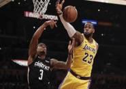 Los Angeles Lakers Menang Dominan Atas Washington Wizards