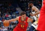 Trae Young Pimpin Hawks Bungkam Pelicans
