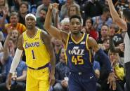 Bermain Tanpa LeBron, Lakers Tumbang Dari Jazz