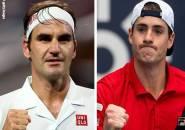Pengakuan Mengejutkan Roger Federer Tentang John Isner
