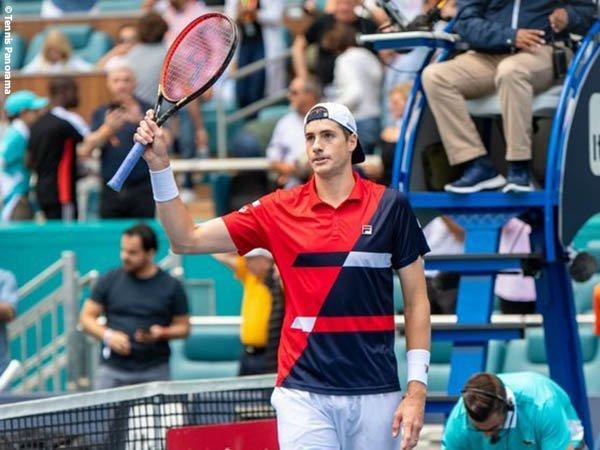 Jelang Partai Puncak Miami Open, John Isner Tak Terkejut Dengan Hal Ini