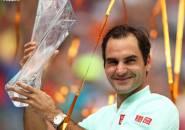 Akhir Manis Roger Federer Di Miami