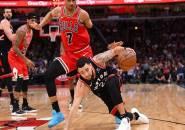 Chicago Bulls Tak Kuasa Bendung Keperkasaan Toronto Raptors