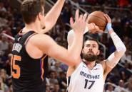 Memphis Grizzlies Curi Kemenangan Dari Markas Phoenix Suns