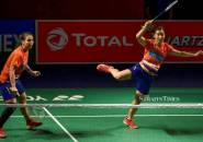 Meski Kalah Di Final India Open, Chow Mei Kuan/Lee Meng Yean Senang Dengan Performa Mereka