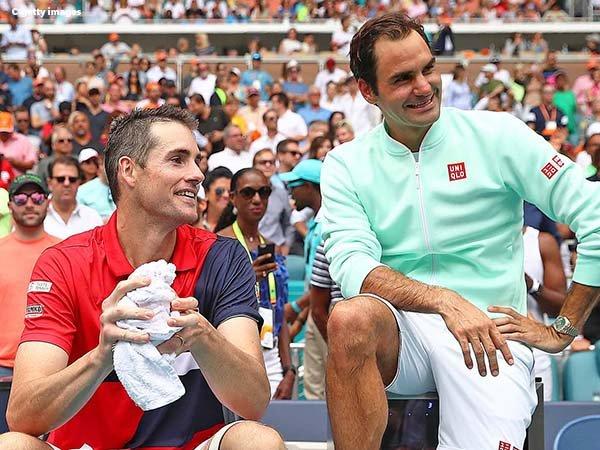 Tak Mampu Pertahankan Gelar Miami Open, Begini Reaksi John Isner