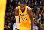 LeBron James Akan Diistirahatkan Lakers Hingga Akhir Musim