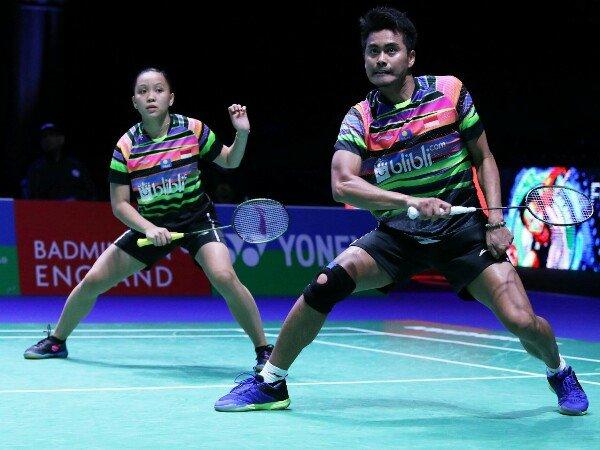 Tontowi/Winny Lolos Babak Kedua Malaysia Open 2019