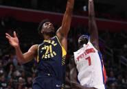 Indiana Pacers Curi Kemenangan Dari Markas Detroit Pistons