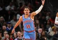 Trae Young Bawa Atlanta Hawks Menang Atas Philadelphia 76ers