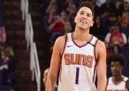 Ambil Langkah Aman, Suns Istirahatkan Devin Booker Hingga Akhir Musim