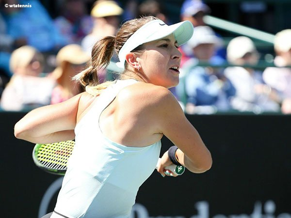 Belinda Bencic Tembus Perempatfinal Di Charleston