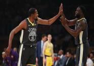 Los Angeles Lakers Tak Kuasa Membendung Keperkasaan Golden State Warriors