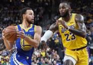 Stephen Curry Berharap LeBron James dan Lakers Tampil Tampil Lebih Baik Musim Depan