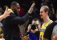Alex Caruso Bantu Lakers Menangi Duel Sekota Kontra Clippers
