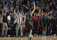 Jeremy Lamb Kembali Menangkan Hornets Atas Raptors