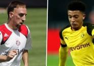 Benarkah Jadon Sancho Sangat Mirip Dengan Ribery?