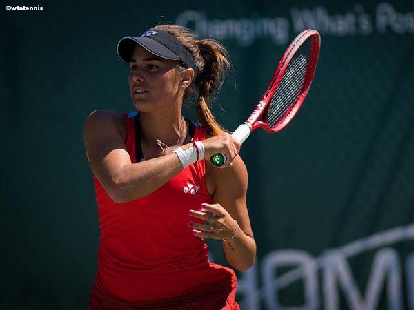 Sisihkan Danielle Collins, Monica Puig Tembus Semifinal Di Charleston