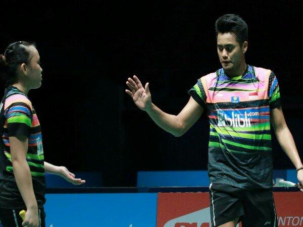 Tontowi/Winny Takluk di Delapan Besar Malaysia Open 2019