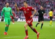 Dua Kali Jebol Gawang Borussia Dortmund, Lewandowski Dekati Rekor Jupp Heynckes