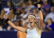 Pulangkan Angelique Kerber, Victoria Azarenka Mantap Ke Final Di Monterrey