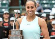 Madison Keys Naik Podium Juara Di Charleston