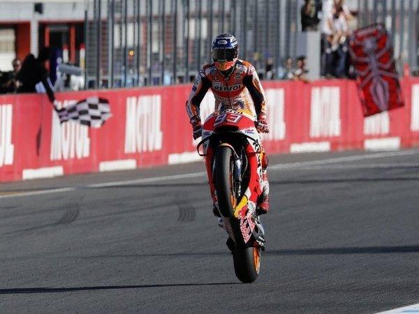 Marquez: Motor Saya Mengalami Perubahan Musim Ini