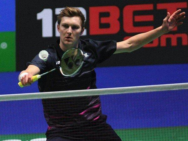 Inilah Pemain Eropa Yang Tampil di Singapore Open 2019