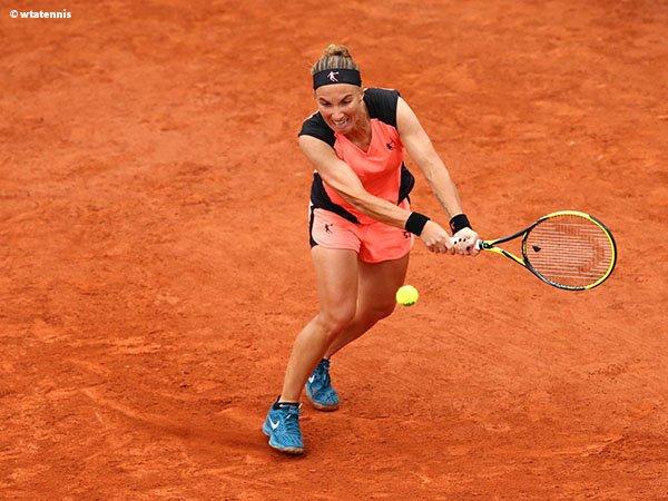 Tujuh Bulan Absen, Svetlana Kuznetsova Petik Kemenangan Pertama Di Lugano