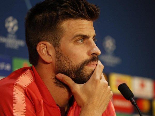 Hadapi United, Pique Minta Barcelona Tak Ulangi Kesalahan PSG