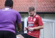 Cedera Hamstring, Penyerang Bali United Butuh Satu Pekan Untuk Pemulihan