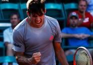 Demi Perempatfinal Di Houstonn, Christian Garin Kandaskan Jeremy Chardy