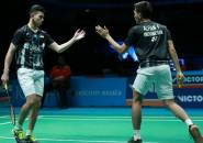 Menangi Perang Saudara, Fajar/Rian Lolos Babak Kedua Singapore Open 2019