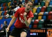 Gagal ke Perempat Final Singapore Open 2019, Ruselli: Penampilan Saya Kurang Memuaskan