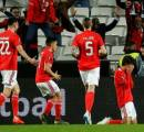 Hat-Trick Joao Felix Antar Benfica Benamkan Frankfurt