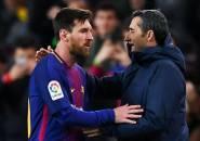 Bentrok dengan Huesca, Valverde Akan Istirahatkan Lionel Messi